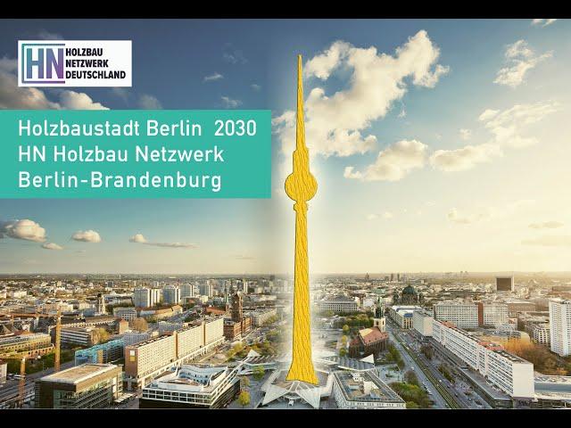 Holzbau Talk Berlin Burkhardt Schröder und Andreas Lerge