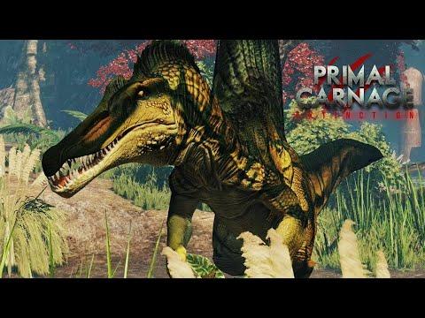 AQUATIC SPINO!? New Mutated Dinosaurs! | Primal Carnage: Extinction Mayhem Update