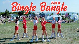 [KPOP IN PUBLIC] AOA (에이오에이) - Bingle Bangle (빙글뱅글) dance cover by Divine