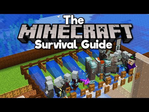 Perfecting the Pillager Raid Farm! ▫ The Minecraft Survival Guide (Tutorial Let's Play) [Part 241] thumbnail
