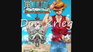 One Piece Grand Adventure - Secret Techniques