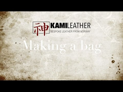 Making a bag
