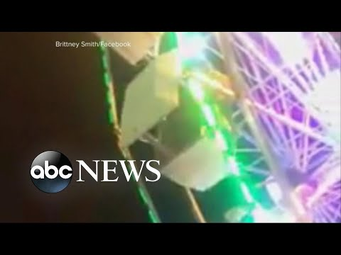 North Carolina fair worker tried to rescue boys from Ferris wheel