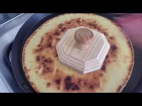 kesra-algérienne-galette-de-semoule