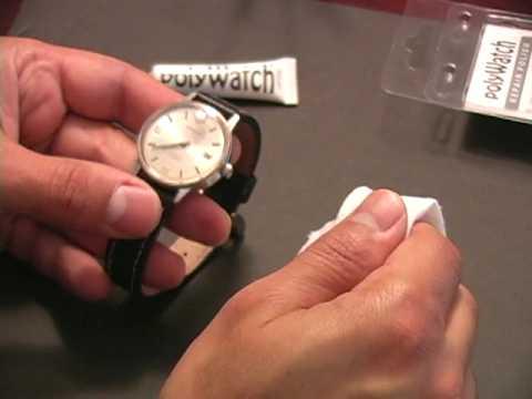 德國進口 polyWatch 打磨膏 拋光膏 老錶 懷錶 塑料玻璃 手機包膜 塑料保護貼 除痕膏