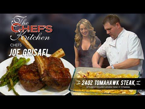 Tomahawk Ribeye Steak