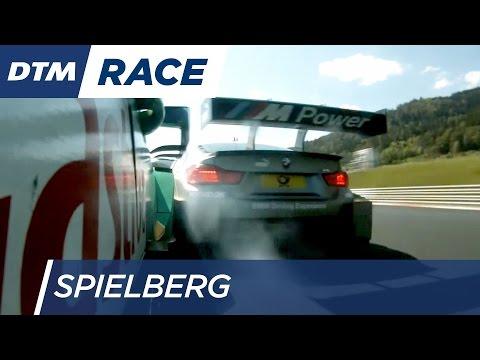 Touch & Off: Da Costa vs Mortara - DTM Spielberg 2016