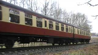 Severn Valley Railway Spring Steam Reunion Gala - 6th March 2010, Part 1