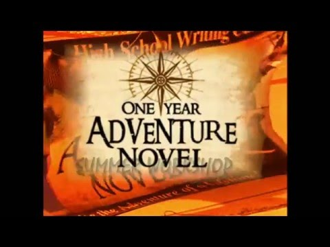 The One Year Adventure Novel Summer Workshop