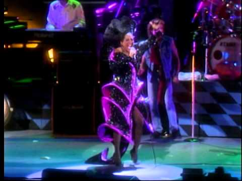 Patti LaBelle- Acid Queen (Live with The Who)