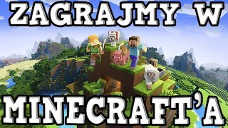 Jop, gramy w Minecraft'a.