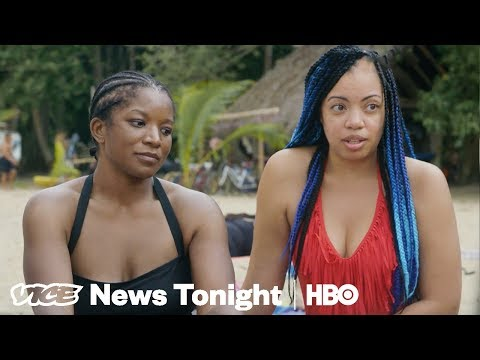 Why Women Of Color Are Trying To Get Out Of The United States (HBO)