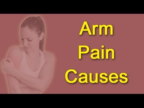 Intense dull pain in right arm