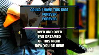 "Could I Have This Kiss Forever (Duet) in the Style of ""Whitney Houston feat. Enrique Iglesias"""