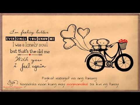 IKAW  Yeng Constantino Lyrics On Screen