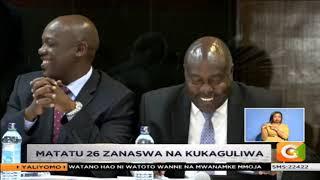 Msako wafanywa barabarani Murang'a