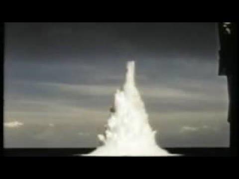 Underwater Atomic Test, Mark 90 Betty A-Bomb: Operation Wigwam pt2-3 1955