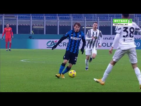 Nicolo Barella vs Juventus (2-0) 17/01/2021 HD