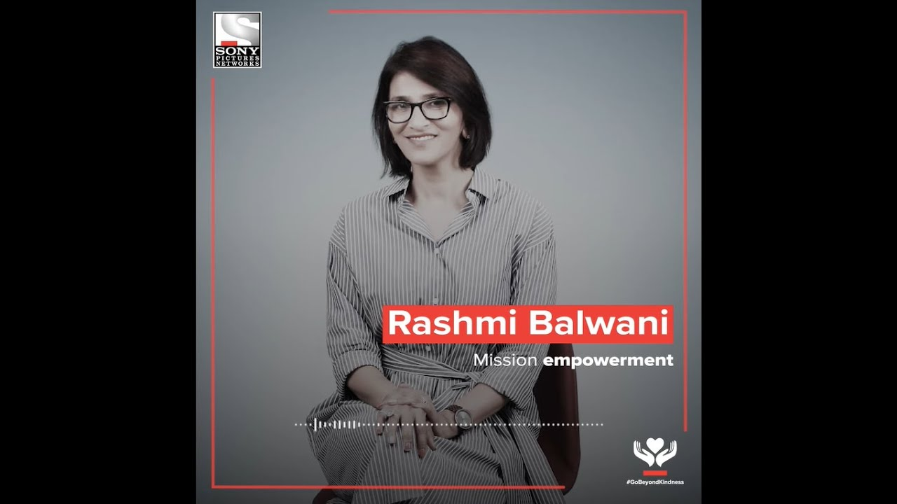 SPN #GoBeyondKindness #LittleThingsThatMatter campaign – Rashmi Balwani