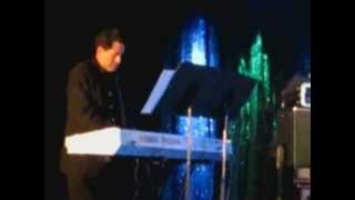 Salsa Piano Solo (Improvisation) in A Minor / La Menor - Carlos Quintana on Piano