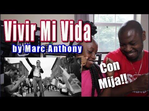 Marc Anthony  Vivir Mi Vida  LISTENING PARTYLA FIESTA DE LA MÚSICA  Music