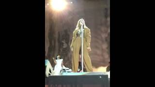 rihanna love on the brain live in warsaw poland anti world tour