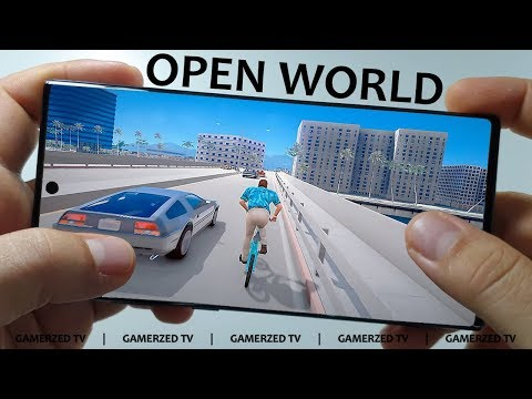 TOP 10 BEST NEW OPEN WORLD GAMES FOR ANDROID & IOS IN 2020 | ULTRA GRAPHICS GAMES | PART 1