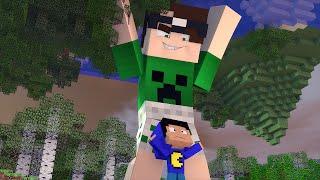 Minecraft Mod: MUNDOS MINÚSCULOS NO MINECRAFT! (LittleBlocks)