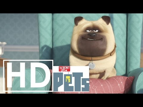 (Official)  Secret Life of Pets Music Video - Do your Thing - Basement Jaxx