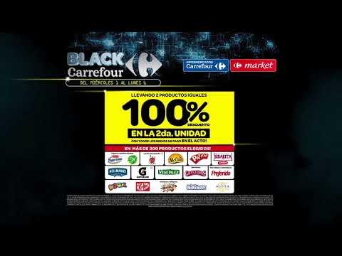 Carrefour Black Hiper y Market - Noviembre 2017