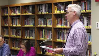 District 96 Board of Education Meeting 08-16-17