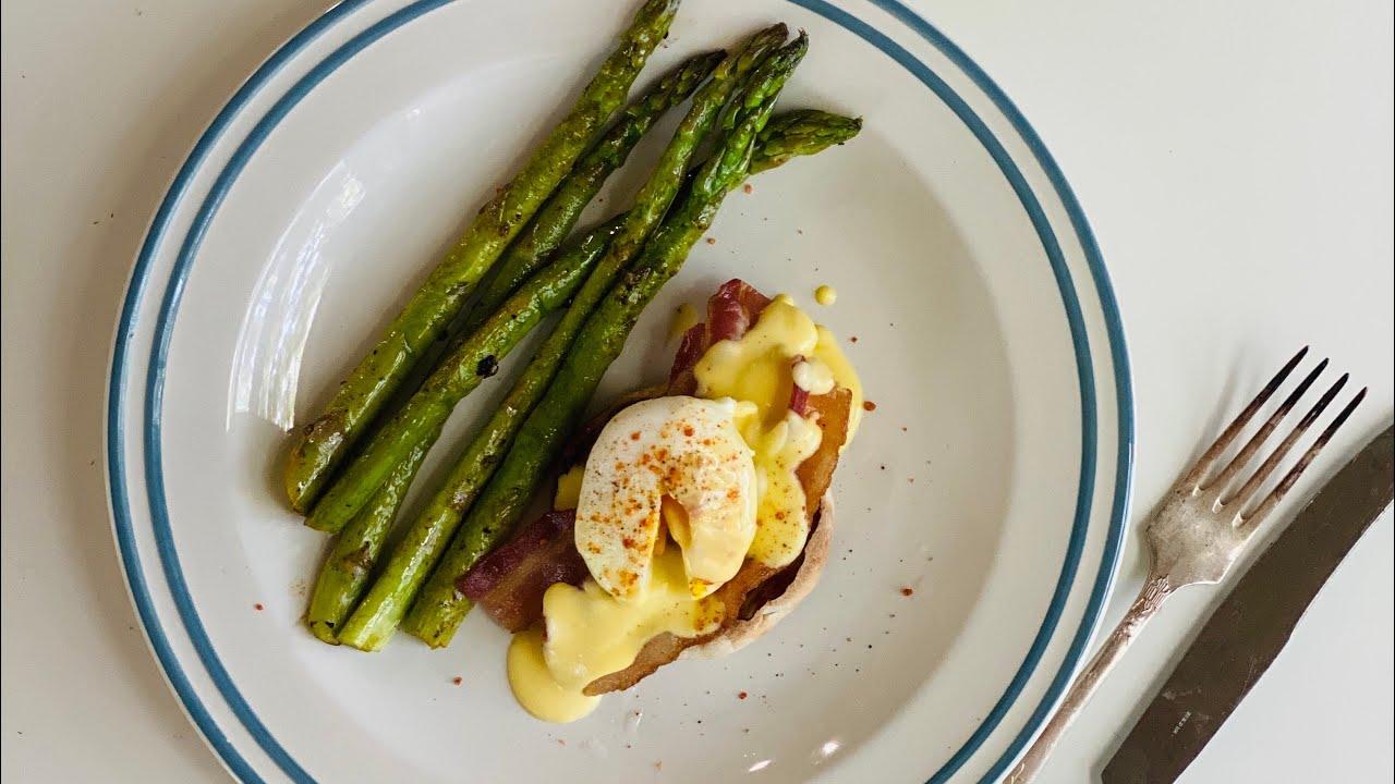 კვერცხი ბენედიქტი | მარი კუბლაშვილი