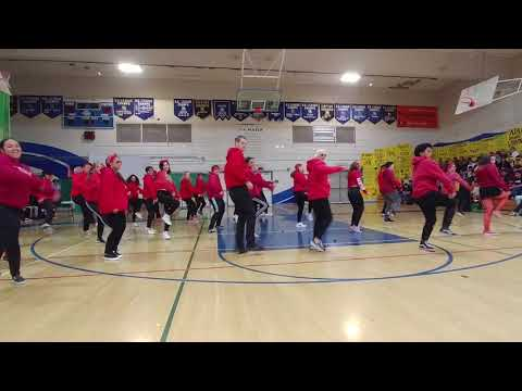 PACIFICA HIGH SCHOOL CLASH OF THE CLASSE DWTS #2