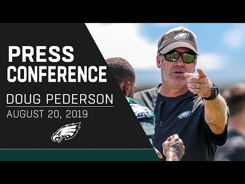 "Doug Pederson: Miles Sanders Has Done a ""Great Job For Us"" 