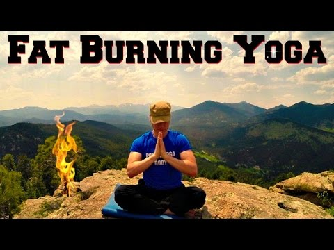 Power Yoga for Weight Loss – 35 Min Fat Burning Yoga Workout