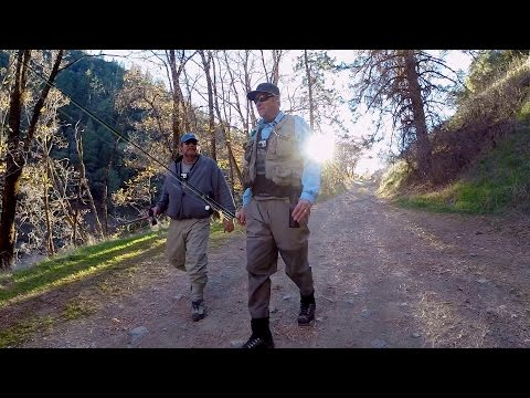 GoPro: Fly Fishing The Trinity River