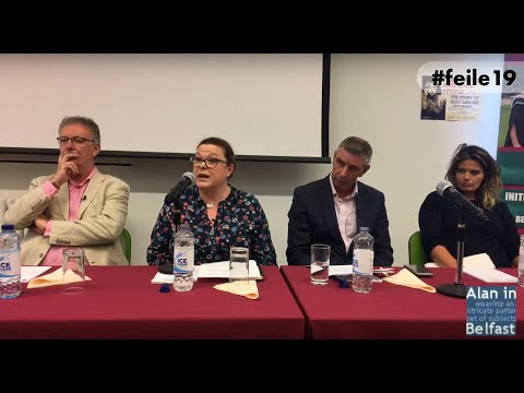 Reimagining Unionism- Feile An Phobail 2019