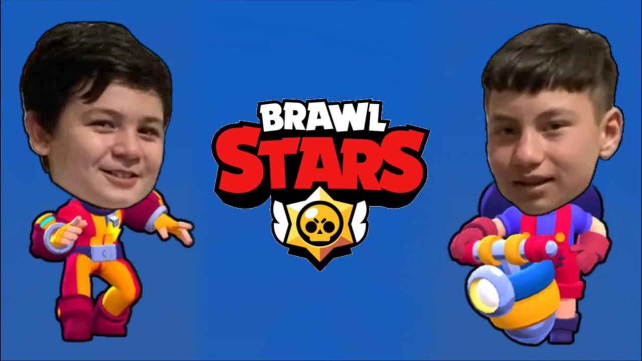 YAPTIK YİNE BİR ŞEYLER - BRAWL STARS