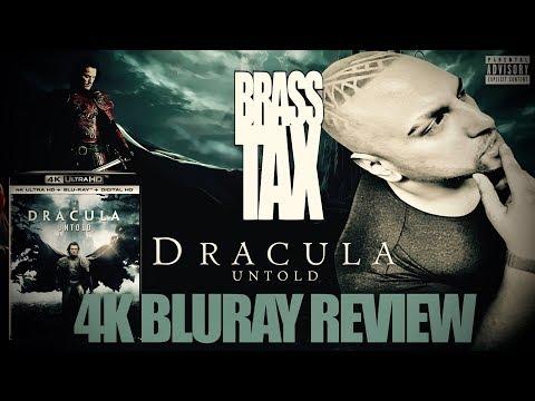 Dracula Untold 4K Bluray Review