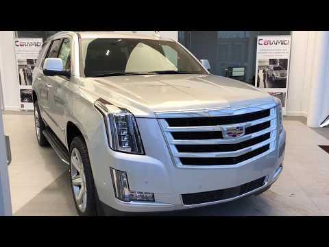 2020 Cadillac Escalade Premium Luxury Review