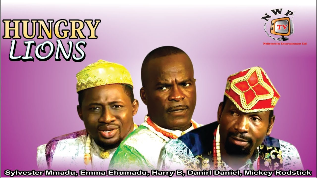 Download Hungry Lions   - 2015 Latest Nigerian Nollywood Movie