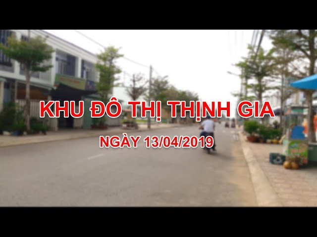 Khu đô thị Thịnh Gia Bình Dương cập nhật ngày 13/04/2019