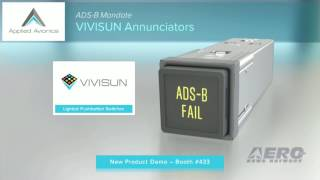 Aero-TV: Applied Avionics - AEA 2017 New Product Introduction