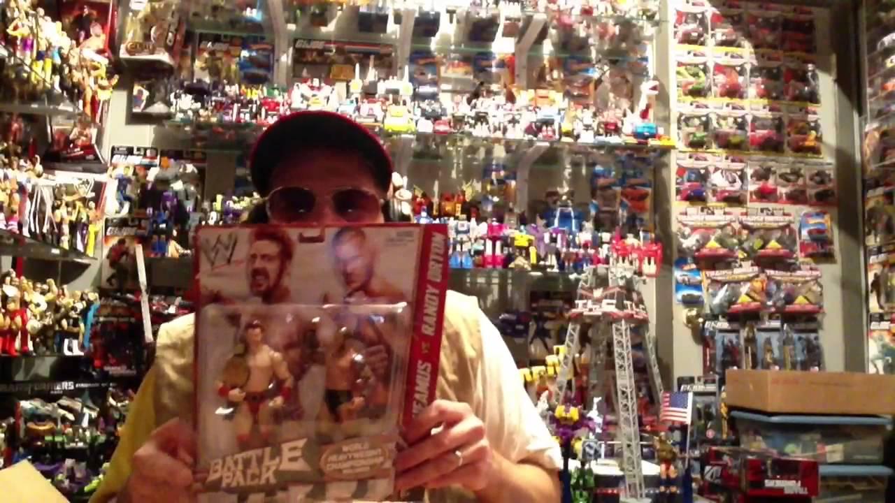 SHEAMUS-base battlepacks Series 21-WWE Mattel Wrestling Figure