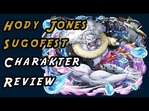 Hody Jones - Review [One Piece Treasure Cruise]