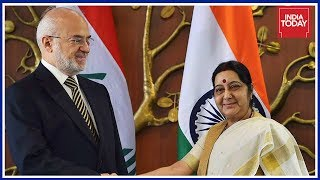 Missing Indian Citizens In Iraq Sushma Swaraj Likely To Make Statement