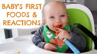 WHAT I FEED MY BABY  |  BABY