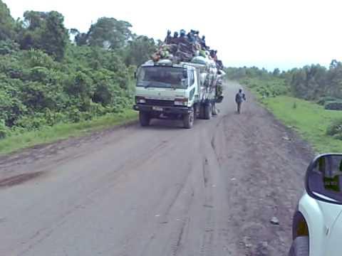 Daily Mirror coverage of Congo crisis