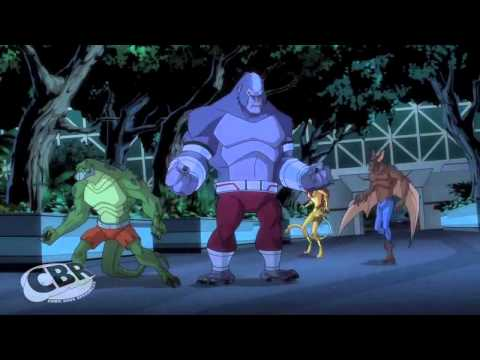 Batman Unlimited- Animal Instincts | Трейлер