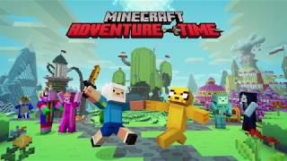 CN Playin | Adventure Time Minecraft: Let's Play with Jaden! | Cartoon Network